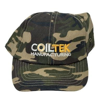 COILTEK EMBROIDERED CAP