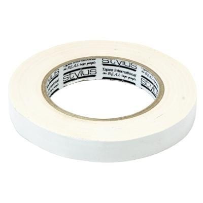 WHITE CLOTH TAPE - 25mtr