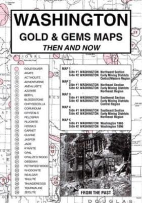 Washington Gold & Gem Maps