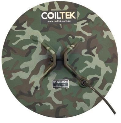 "14"" Mono Elite Camo - SD/GP and GPX detectors."