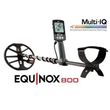 Equinox 800 Coin & Gold Detector