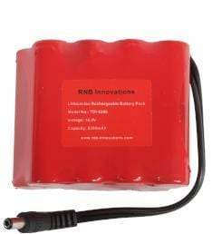 RnB Innovations TD-6200 Lithium Ion Battery Pack for White's TDI Metal Detector