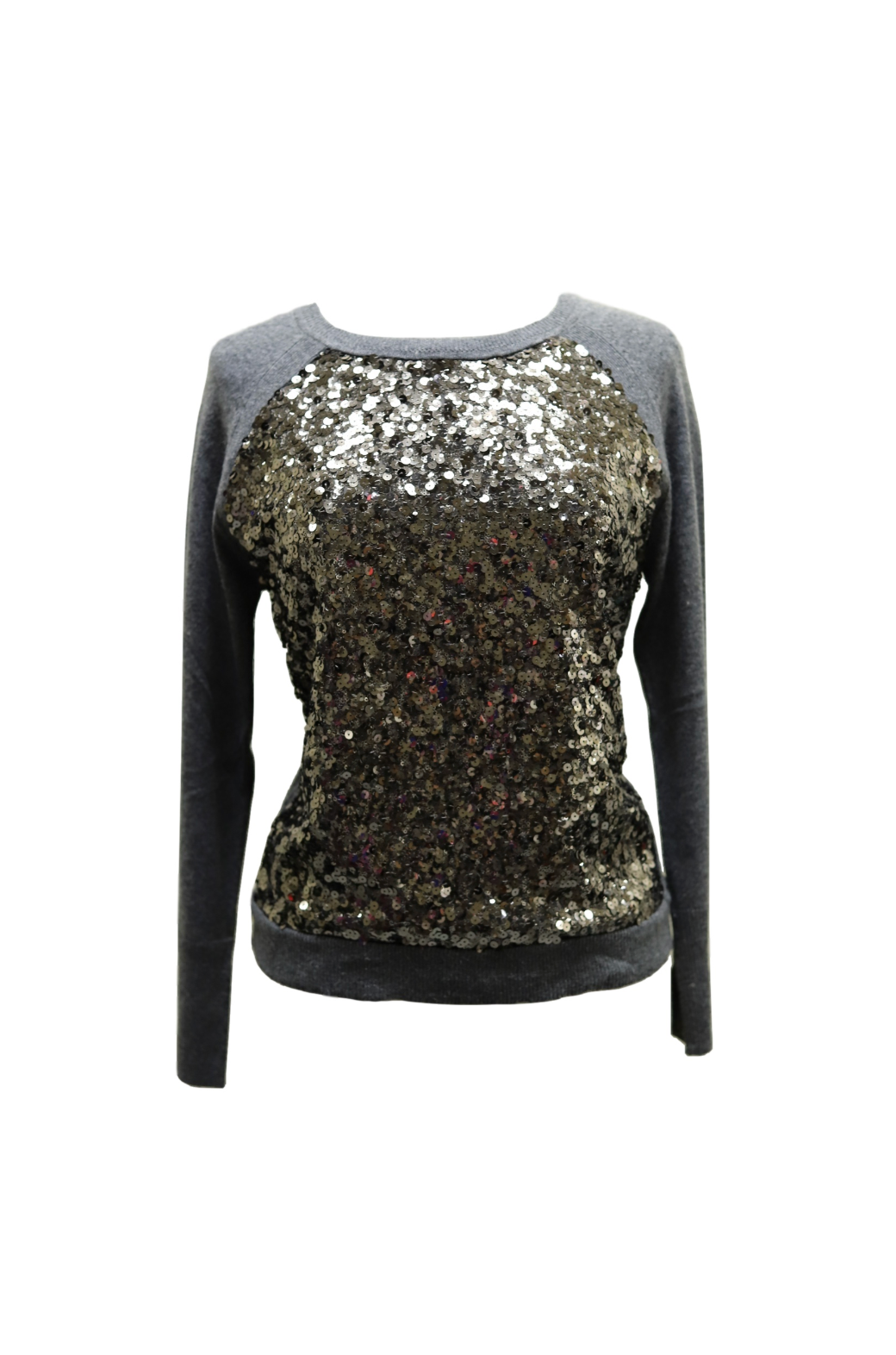 Sequined Sweater