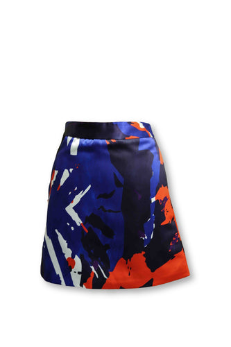 Red, White and Blue Skirt
