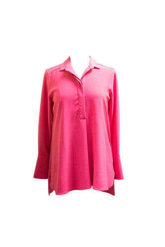 Fuschia Blouse
