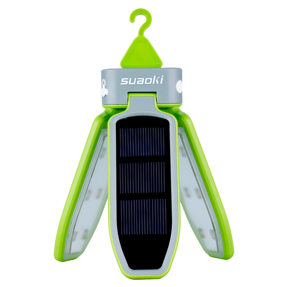 Collapsible Camping Solar LED Light