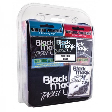 Black Magic Whiting Pack Whiting Pack