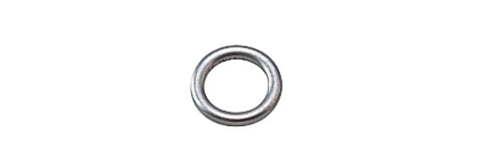 5195-506 SOLID RINGS STAINLESS FINISH 5 - 150lb