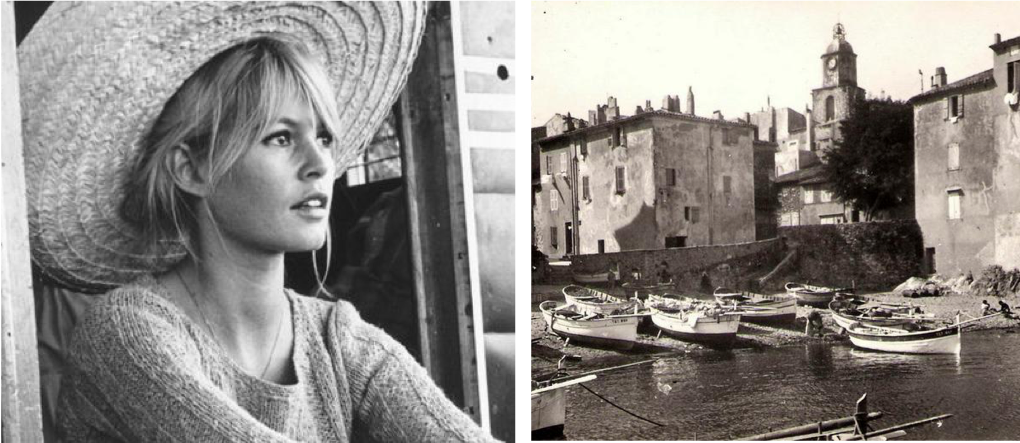 Postcard from Saint-Tropez - A Summer Lesson of Style With My Favorite French Icons