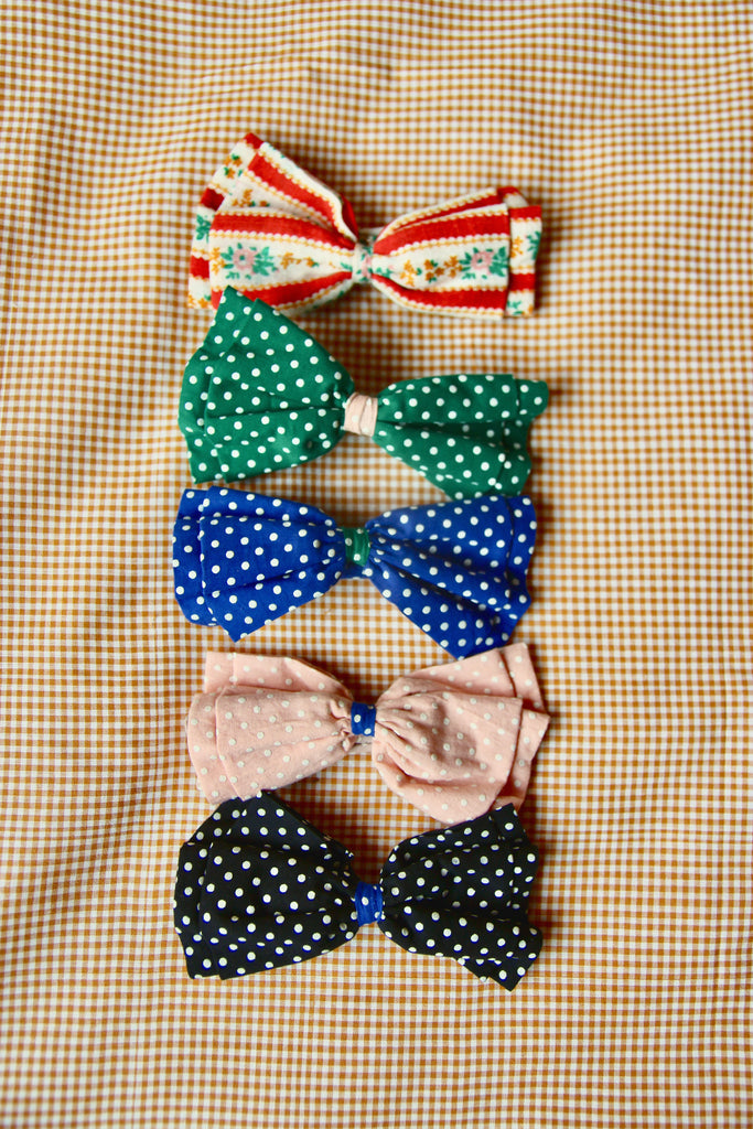 Kit of 5 Hair Clips