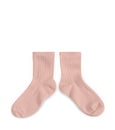 Ankle Socks Faded Rose