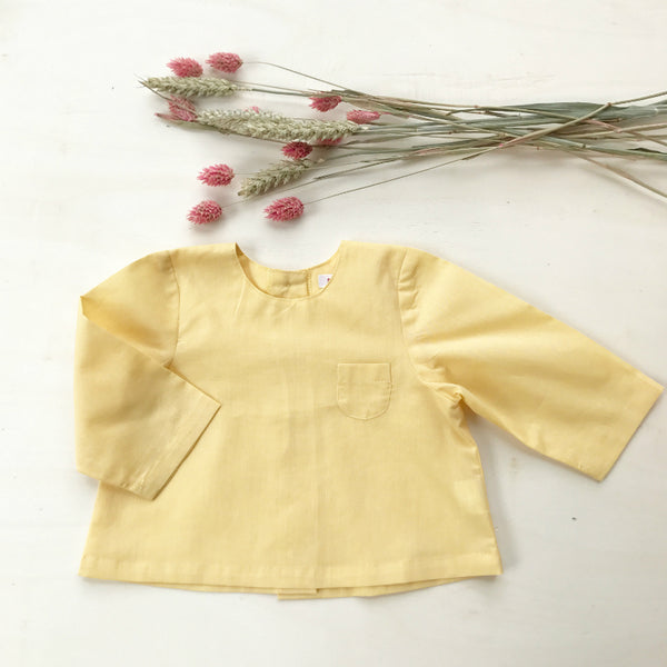 Buttercup Tateh Blouse
