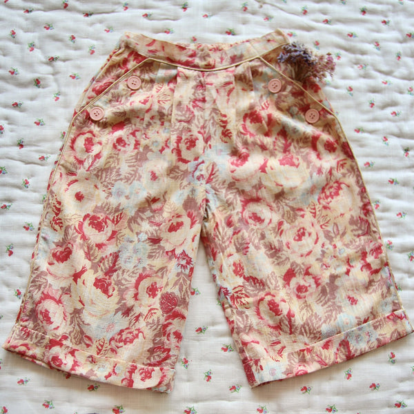 Faded Roses Pants