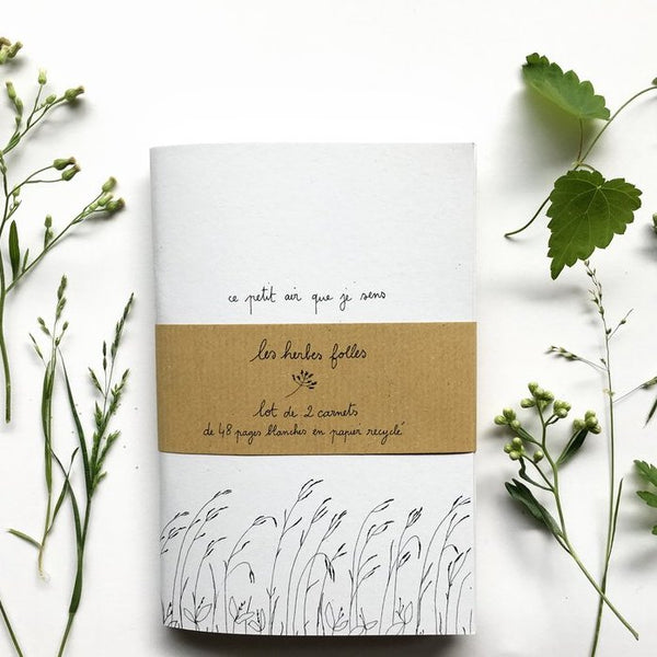Wild Grass Notebooks