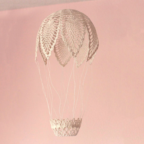 White Air Balloon