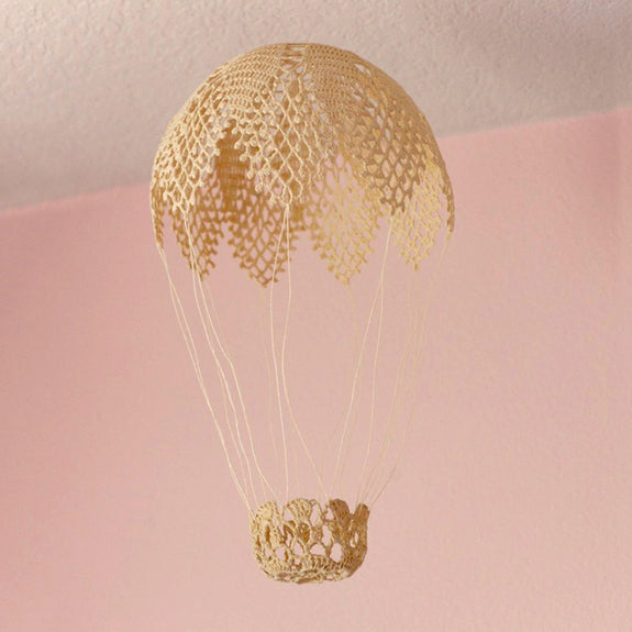Cream Air Balloon