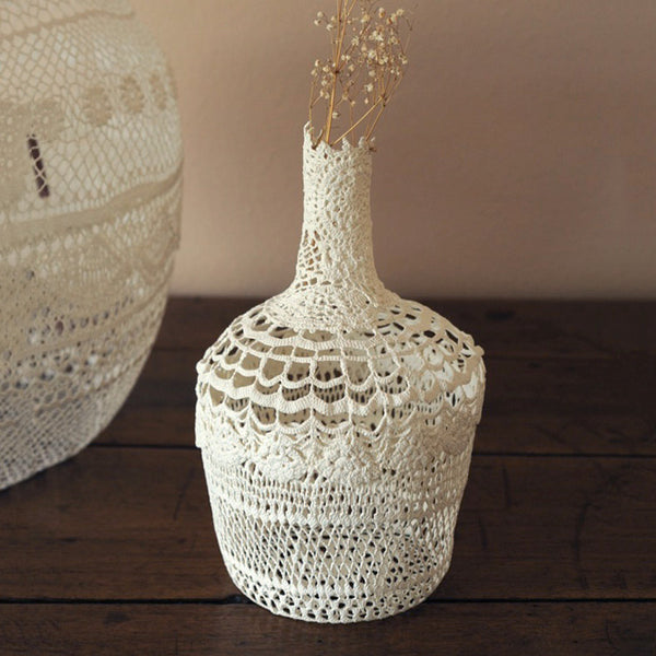 White Lace Bottle