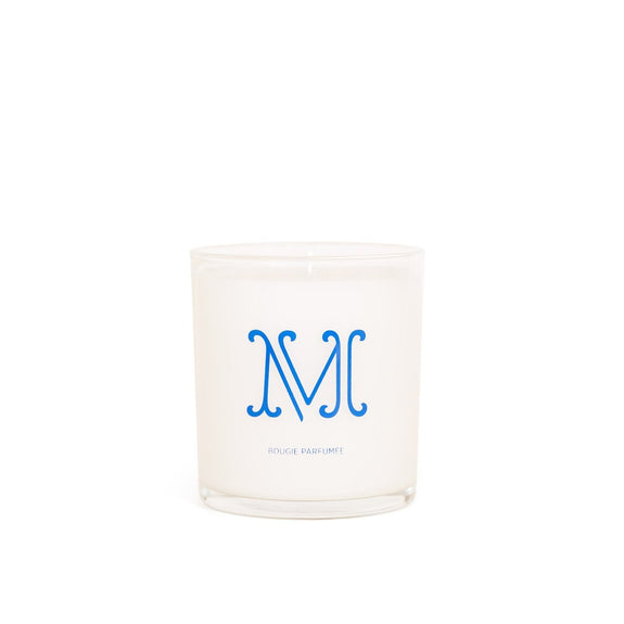 Minois Scented Candle Blue Shade