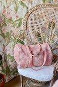 Pink Tahiti Week-end Travel Bag