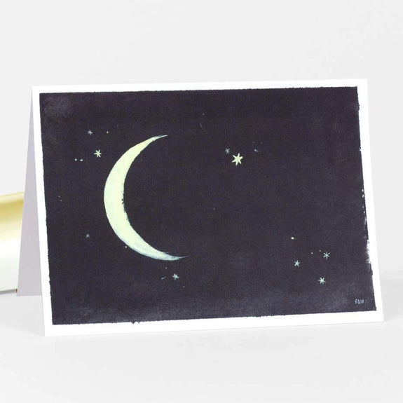 Little Night Sky Notecard