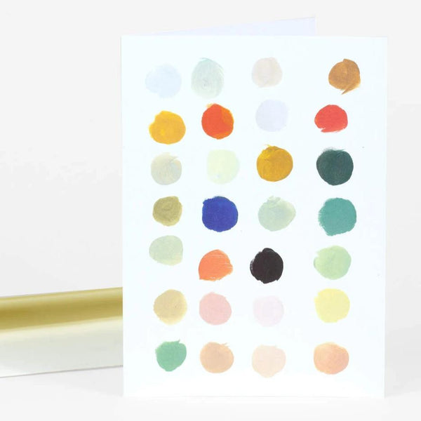 Imaginaries Palette Notecard
