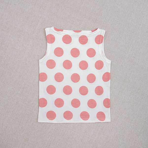 Rose Dots Tank Top