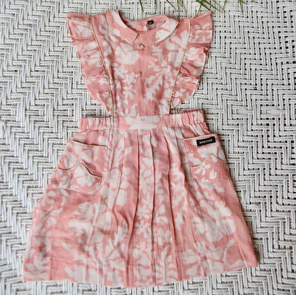 Pink Tahiti Apron Dress