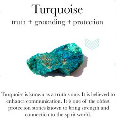 gemstone properties of turquoise