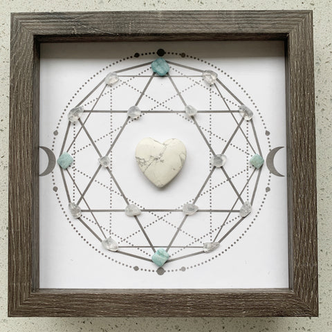 Let It Be Crystal Grid