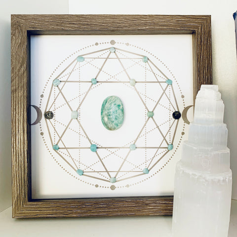 Sleep Sweet in Amazonite
