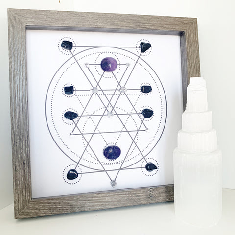 Protect Crystal Grid