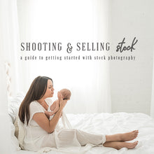 Shooting And Selling Stock-Digital Version