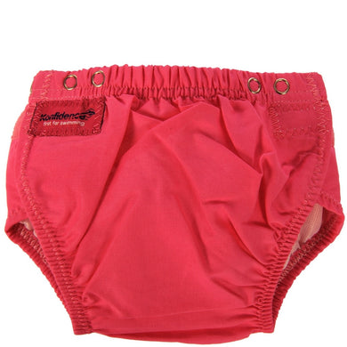 Aqua/Swim Nappy - pink