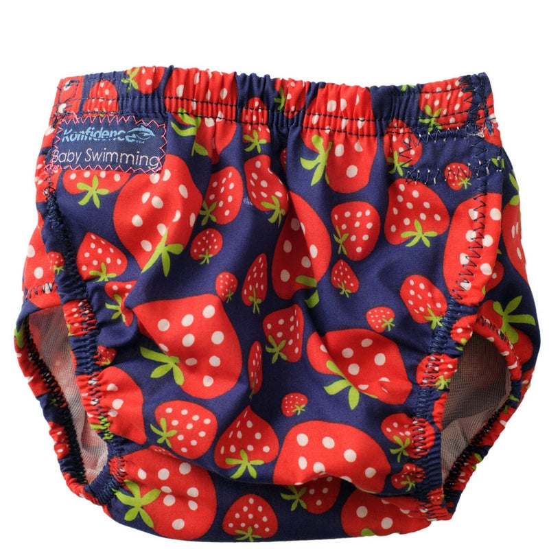 Aqua/Swim Nappy - strawberry