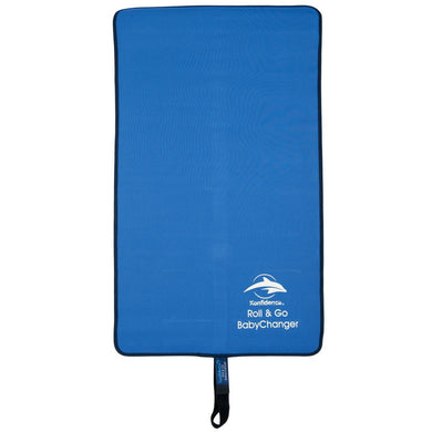 Change Mat - Roll&Go - blue