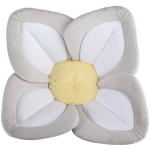 Blooming Bath Lotus - White / Yellow