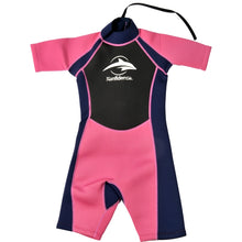 Shorty Wetsuit - pink