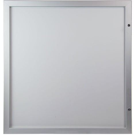 SlimLock Key Lockable Poster Frame