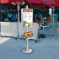 Adjust-A-Stand Modular Display Stand