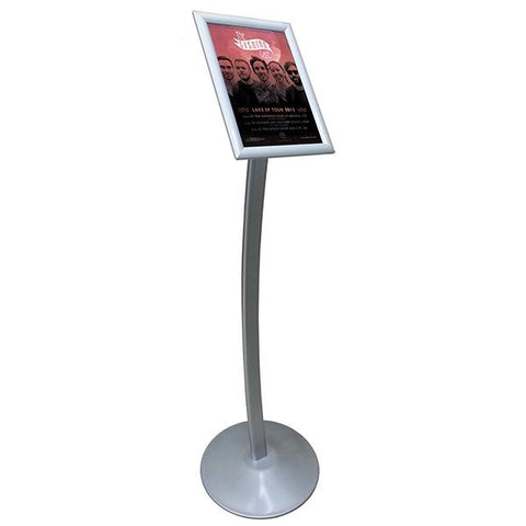 Curved Display Stand