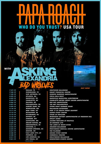 News   Bad Wolves Store