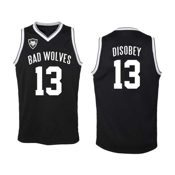 Shield Logo Youth Basketball Jersey