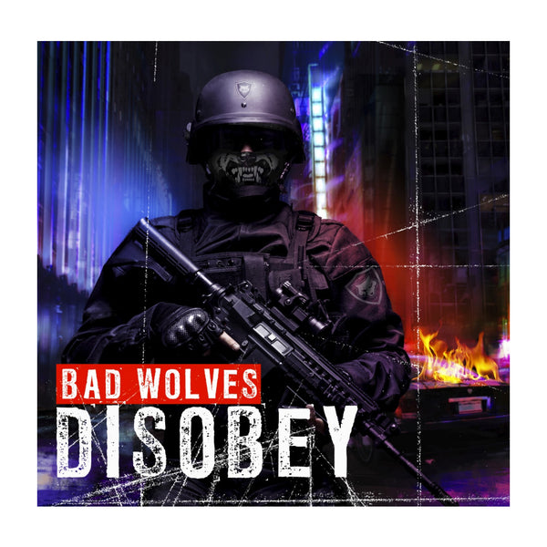 Disobey CD