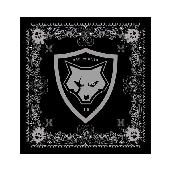 Shield Paws Bandana