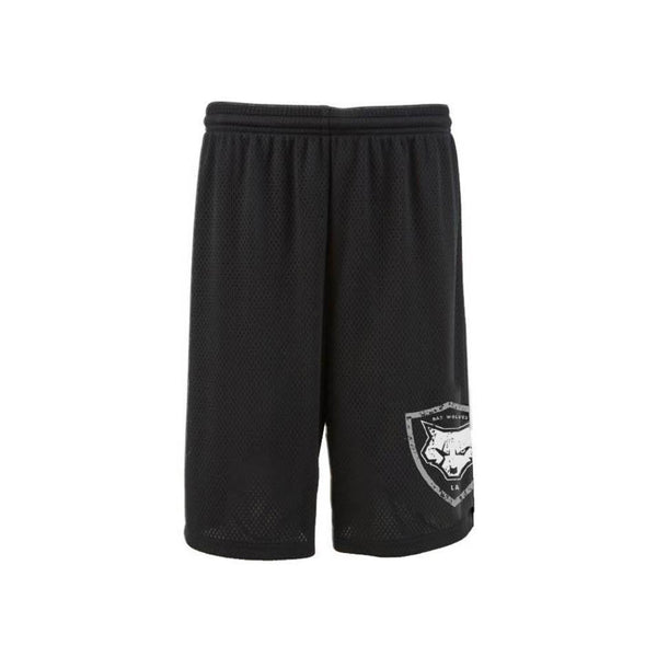 Shield Logo Basketball Shorts