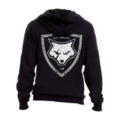 Shield Logo Pullover Hoodie