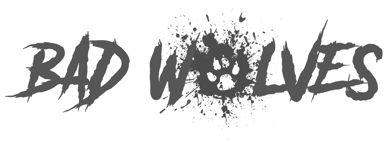 Bad Wolves Store logo