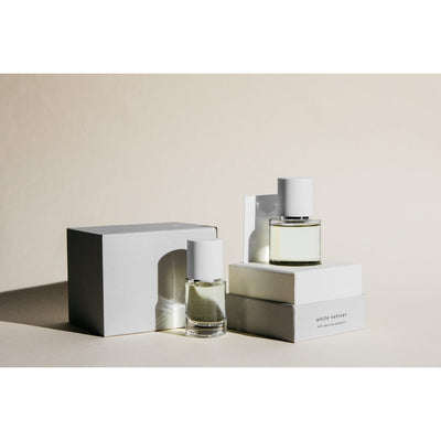 Abel White Vetiver Parfum - LORDE Beauty and Cosmetics