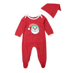 Xmas Little Santa Romper