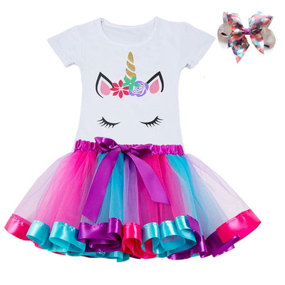 Magical Unicorn Tutu Dress